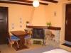 Grande chambre et cheminée